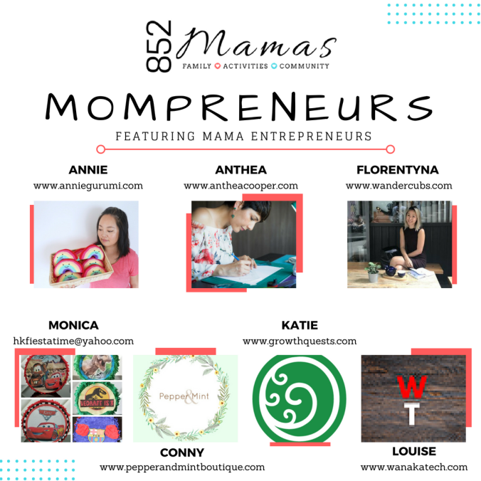 Featured Mompreneurs (1)
