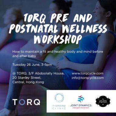 TORQ postnatal workshop 26june18 poster