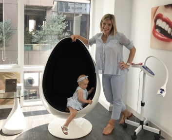 Emilie & Daughter