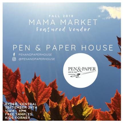 Pen & Paper House